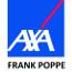 Logo of AXA Frank Poppe