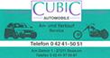 Logo of Cubic Automobile