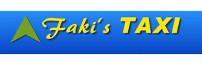Logo of Faki´s Taxi