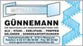 Logo of Günnemann Metallbau